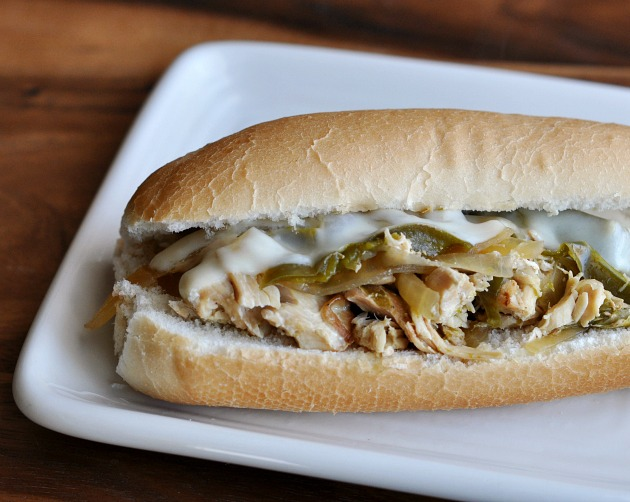 CHICKEN PHILLY w/grilled Onions