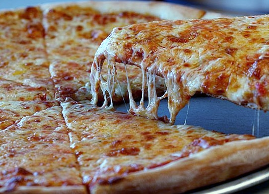 Cheese Pizza - Slice