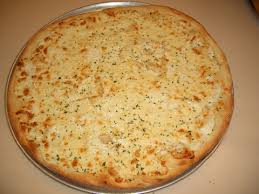 White Pizza - Large