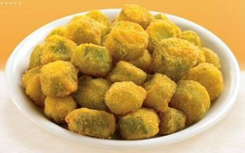 Small Fried Okra